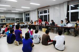 DSC_0293 PKシアター「ニイナとオジイの戦世in沖縄」 (脱出ゲーム - PKシアター)
